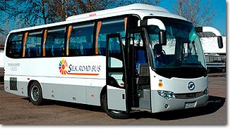 Higer Midi Bus